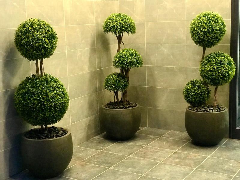 עצים מלאכותיים,